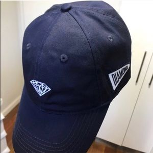 NEW Diamond Supply Polo Dad Hat